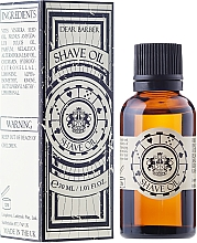 Fragrances, Perfumes, Cosmetics Shaving Oil - Dear Barber Shave Oil