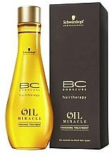 Fragrances, Perfumes, Cosmetics Normal & Coarse Hair Oil - Schwarzkopf Professional Bonacure BC