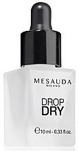 Fragrances, Perfumes, Cosmetics Nail Quick Dry - Mesauda Milano Drop Dry 112