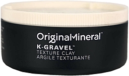 Fragrances, Perfumes, Cosmetics Styling Clay - Original & Mineral K-Gravel Texture Clay