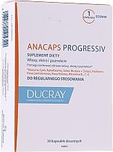 Fragrances, Perfumes, Cosmetics Anti Hair Loss Food Supplement - Ducray Anacaps Progressiv Anti Chute Capsule