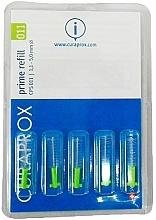 "Fragrances, Perfumes, Cosmetics Interental Brush Set ""Prime CPS011"", 1.1-5.0mm - Curaprox"