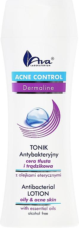 Antibacterial Alcohol-Free Lotion - Ava Laboratorium Acne Control Antibacterial Lotion