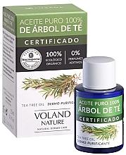 Fragrances, Perfumes, Cosmetics Tea Tree Natural Oil - Voland Nature Tea Tree Oil