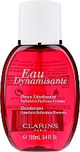 Fragrances, Perfumes, Cosmetics Clarins Eau Dynamisante - Deodorant