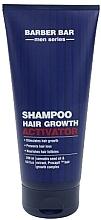 Fragrances, Perfumes, Cosmetics Hair Growth Activator Shampoo - Barber.Bar Men Series Shampoo Hair Growth Activator