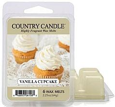 Fragrances, Perfumes, Cosmetics Aroma Lamp Wax - Country Candle Vanilla Cupcake Wax Melts