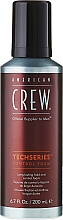 Fragrances, Perfumes, Cosmetics Control Hair Foam - American Crew Techseries Control Foam