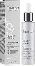 Fragrances, Perfumes, Cosmetics Intensive Resurfacing Night Serum - Thalgo Peeling Marin Intensive Resurfacing Night Serum