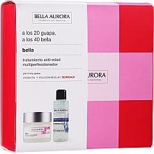 Fragrances, Perfumes, Cosmetics Set - Bella Aurora Skincare Set (f/cr/50ml+micelar/water/100ml)