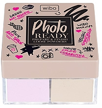 Fragrances, Perfumes, Cosmetics 2-in-1 Loose Powder - Wibo Photo Ready Loose Powder