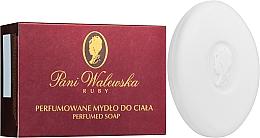 Fragrances, Perfumes, Cosmetics Perfumed Cream-Soap - Pani Walewska Ruby Soap