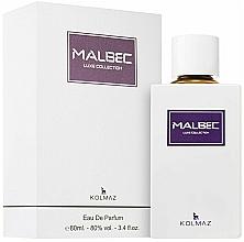 Fragrances, Perfumes, Cosmetics Kolmaz Malbec Luxe Collection - Eau de Parfum