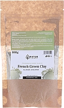 Fragrances, Perfumes, Cosmetics Face Mask - Natur Planet French Green Clay