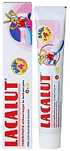 """Fragrances, Perfumes, Cosmetics Baby Toothpaste """"Baby"""" - Lacalut Baby Toothpaste"""