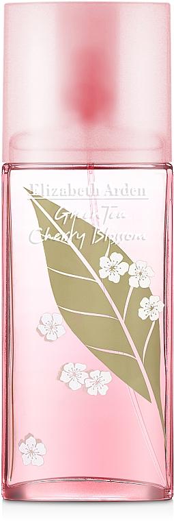 Elizabeth Arden Green Tea Cherry Blossom Eau De Toilette - Eau de Toilette — photo N1