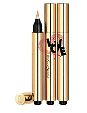 Fragrances, Perfumes, Cosmetics Face Concealer - Yves Saint Laurent Touche Eclat Valentine's Day Collector