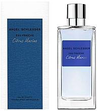 Fragrances, Perfumes, Cosmetics Angel Schlesser Eau Fraiche Citrus Marino - Eau de Toilette