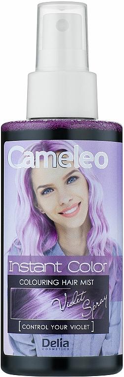 Tinted Hair Spray - Delia Cameleo Instant Color