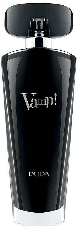 Pupa Vamp Black - Perfume — photo N1