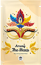 Fragrances, Perfumes, Cosmetics Facial Sheet Mask - Dr Mola Among The Stars Nourishing Mask