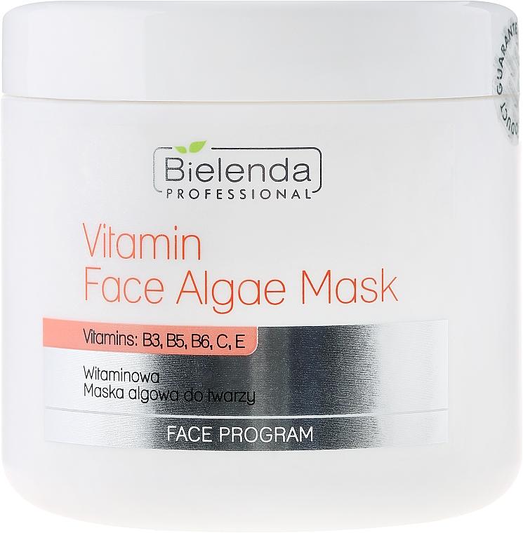 Vitamin Face Algae Mask - Bielenda Professional Program Face Vitamin Face Algae Mask