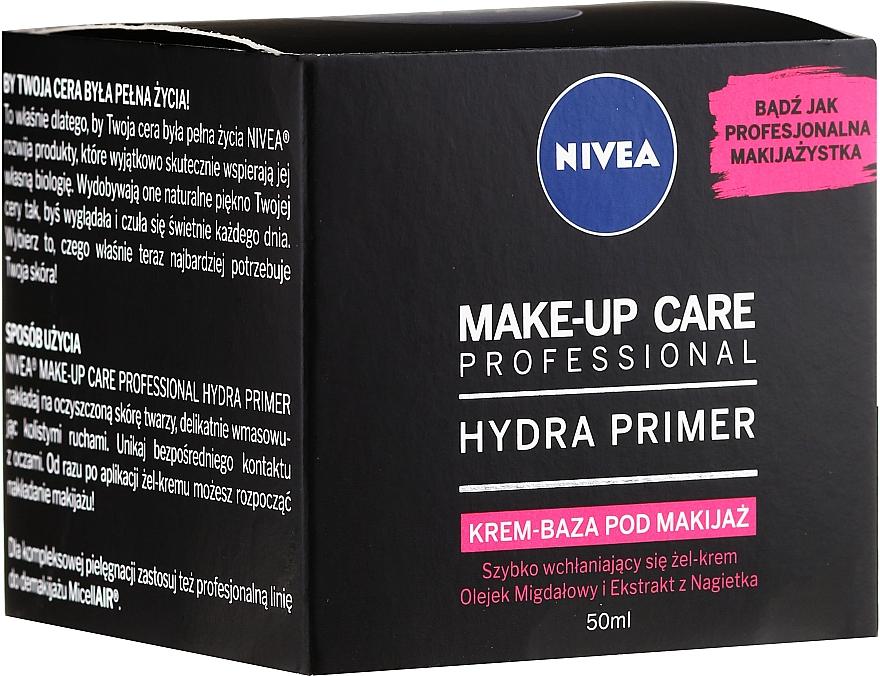 Makeup Primer - Nivea Make-Up Care Expert Hydra Primer Make-Up Base