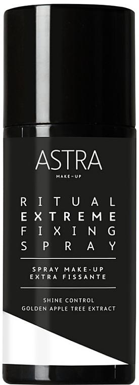 Setting Spray - Astra Ritual Extreme Fixing Spray Cloud — photo N1