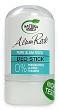Fragrances, Perfumes, Cosmetics Deodorant - Natura Amica Deodorant Pure Alum Rock
