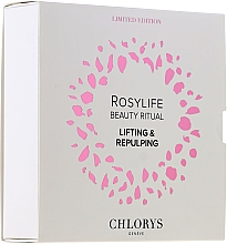 Fragrances, Perfumes, Cosmetics Set - Chlorys Rosylife Beauty Ritual (n/cream/10ml+d/cream/12ml+serum/10ml)