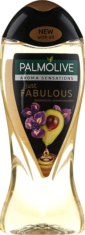 Shower Gel - Palmolive Just Fabulous Shower Gel