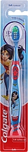 Fragrances, Perfumes, Cosmetics Kids Toothbrush, 6+ years, soft, blue & red - Colgate Kids Soft Toothbrush Wonder Women