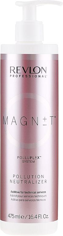 Hair Pollution Neutralizer - Revlon Professional Magnet Pollution Neutralizer — photo N1