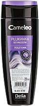 Fragrances, Perfumes, Cosmetics Purple Tinted Conditioner - Delia Cosmetics Cameleo