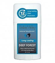 Fragrances, Perfumes, Cosmetics Deodorant-Stick - Indus Valley Men Deep Forest Deodorant Stick