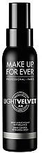 Fragrances, Perfumes, Cosmetics Mattifying Fixating Spray - Make Up For Ever Light Velvet Air Shine-Control Refreshing Spray