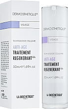 Fragrances, Perfumes, Cosmetics Replenishing Night Cream - La Biosthetique Dermosthetique Anti-Age Traitement Regenerant