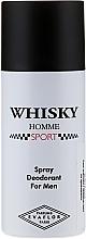 Fragrances, Perfumes, Cosmetics Evaflor Whisky Homme Sport - Deodorant