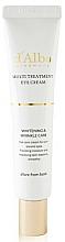 Fragrances, Perfumes, Cosmetics Anti-Aging Peptide Eye Cream - D'alba White Truffle Multi Treatment Eye Cream