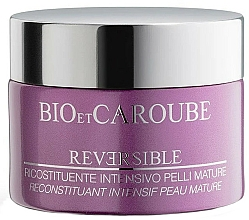 Fragrances, Perfumes, Cosmetics Intensive Restorative Treatment for Mature Skin - Bio et Caroube Reversible Intensive Restorative Treatment For Mature Skin