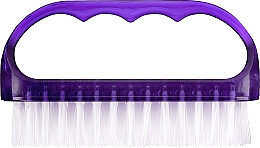Fragrances, Perfumes, Cosmetics Nail Brush, 74752, dark purple - Top Choice