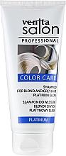 Fragrances, Perfumes, Cosmetics Shampoo - Venita Salon Professional Platinum Shampoo