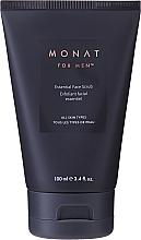Fragrances, Perfumes, Cosmetics Micro Exfoliating Facial Scrub - Monat For Men Essential Face Scrub