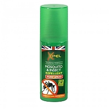 Fragrances, Perfumes, Cosmetics Anti Mosquito Spray - Xpel Tropical Formula Mosquito & Insect Repellent Pump Spray