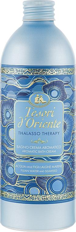 Aromatic Bath Cream - Tesori d`Oriente Thalasso Therapy Aromatic Bath Cream