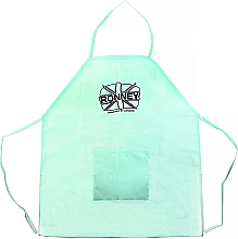 Fragrances, Perfumes, Cosmetics Hairdressing Apron, turquoise - Ronney Professional Hairdressing Apron