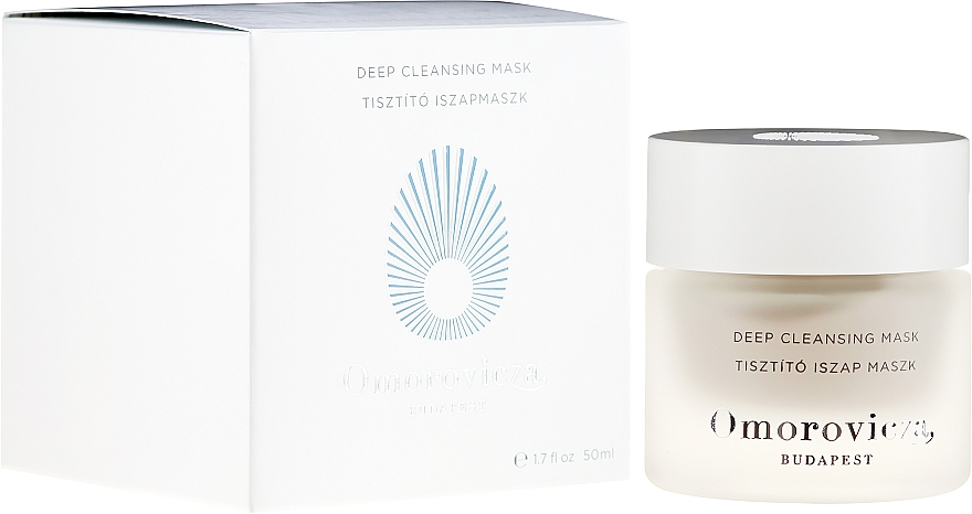Cleansing Face Mask - Omorovicza Deep Cleansing Mask