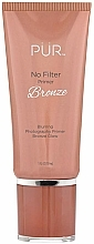 Fragrances, Perfumes, Cosmetics Face Primer - Pur No Filter Blurring Photography Primer Bronze Glow