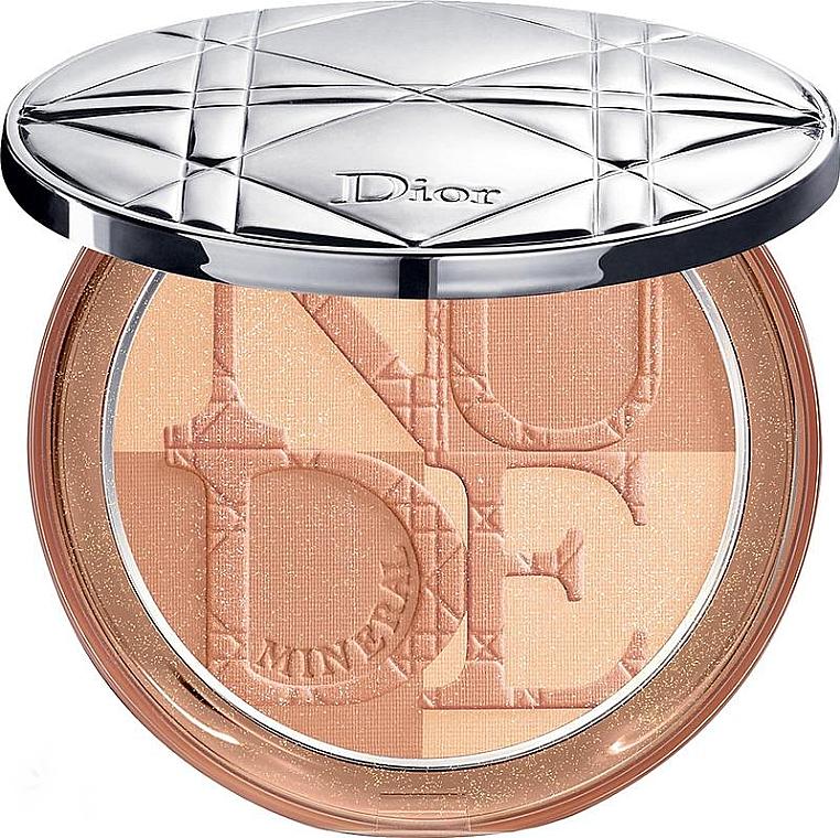 Compact Mineral Powder - Dior Diorskin Mineral Nude Bronze Powder