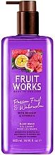 "Fragrances, Perfumes, Cosmetics Hand Soap ""Passion Fruit & Watermelon"" - Grace Cole Fruit Works Hand Wash Passion Fruit & Watermelon"